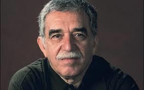 Author Gabriel Garcia Marquez