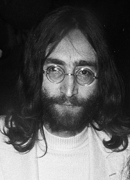 John-Lennon-British-Songwriter-Singer