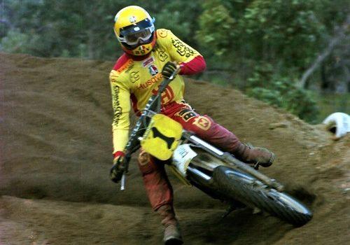 Motocross Legend Granquist