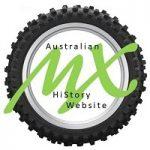 Australian Motocross History Logo