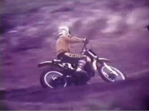 World and Australian Motocross Champion Gaston Reier