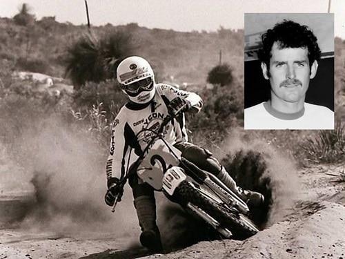 Graeme Smythe Australian Motocross Champion