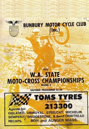 1975 Western Australian State Championships - Round 4 Bunbury