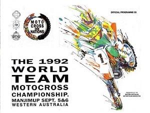 Australian Motocross Programs