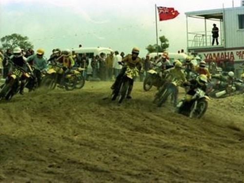 1979 Australian Motocross Championships Wanneroo - RLH class Rick Speak No.28 v2