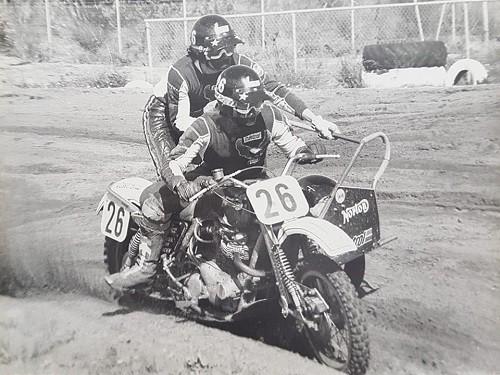 1979 Australian Motocross Championships Wanneroo - Wayne and Dean Fanderlinden 3rd in 1000cc class