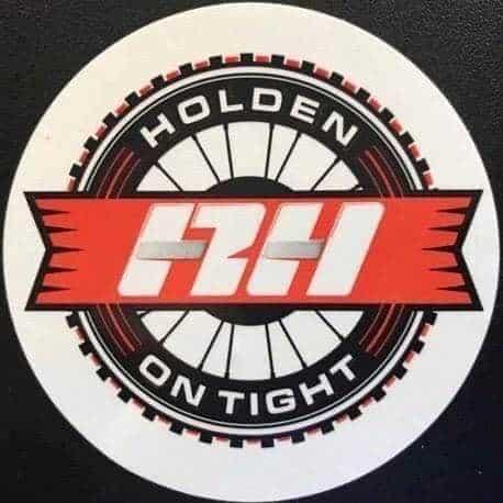 Holden on Tight Logo