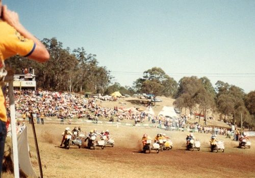 Australian Motocross Championships Toowoomba 1982