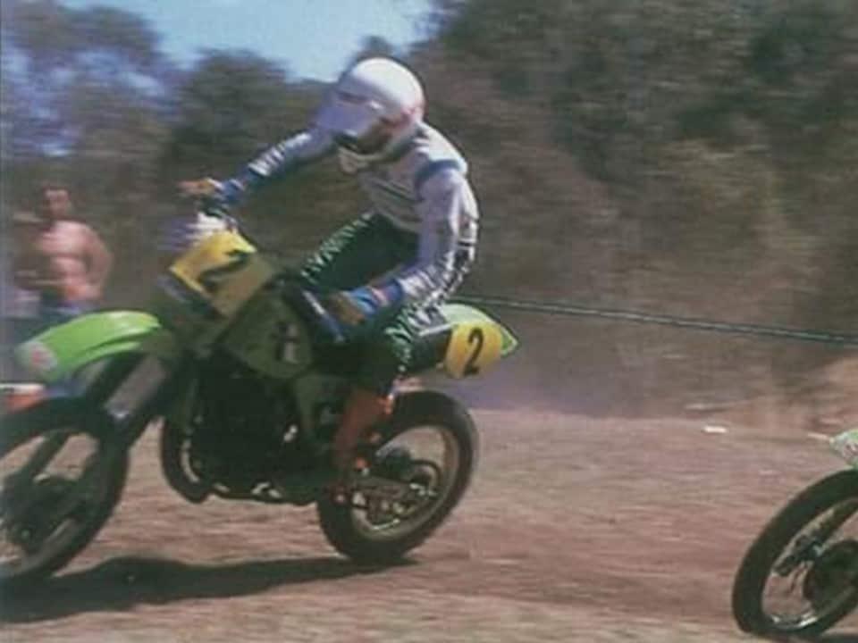 1982 Australian Motocross Championships Toowoomba - Trevor Williams