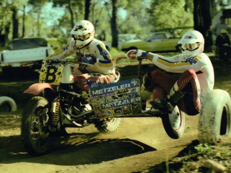 1984 Western Classic - Emil Bollhalder and Russell Ellis