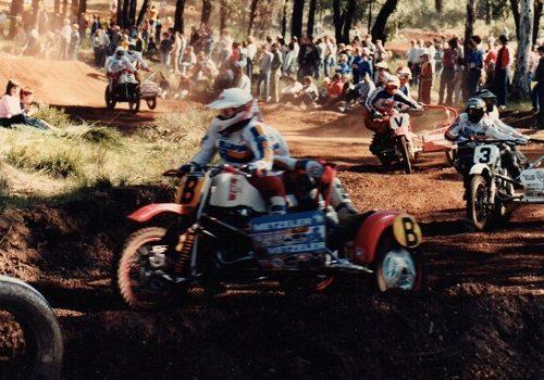 Western Motocross Classic 1980s