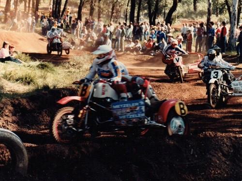 1984 Western Classic - Emil Bollhalder leads