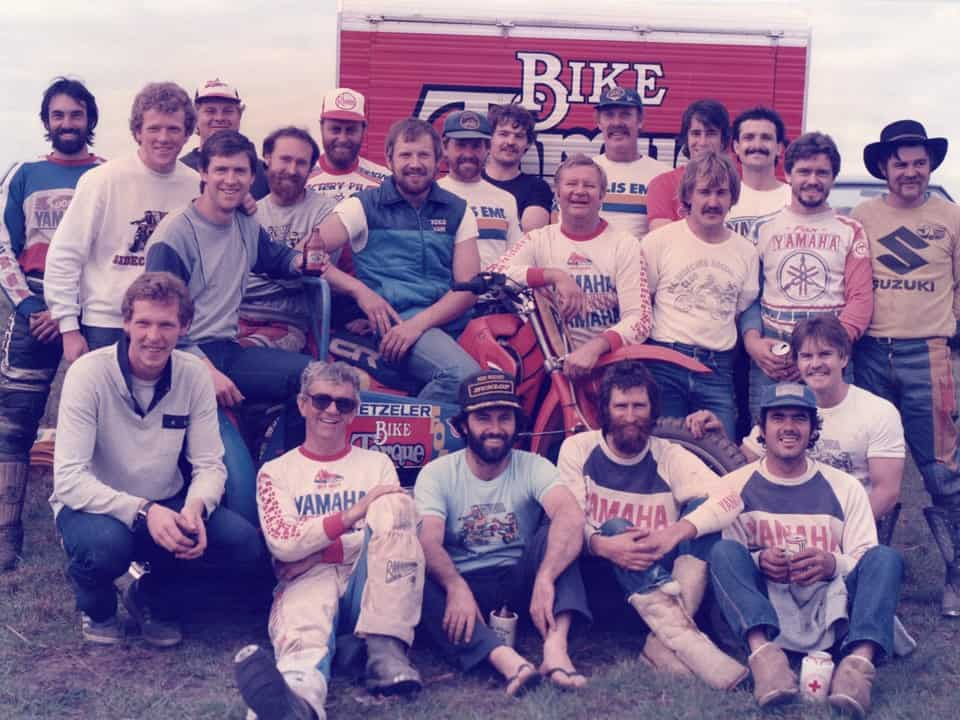 1985 Western Classic - Sidecar teams with Josef Brockhausen and Hubert Rebele