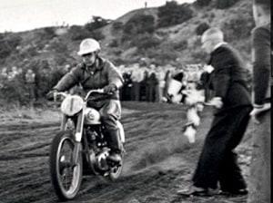 Motocross Legend Peter Nicol
