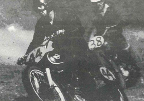 Motocross Legend Bailey