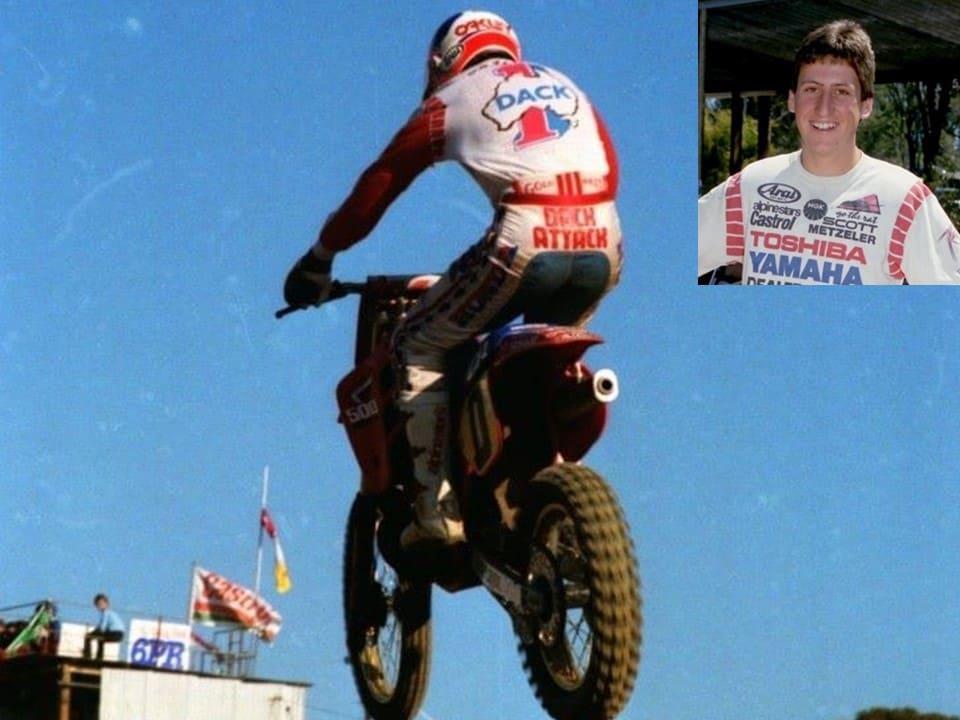 Australian Motocross Champion Craig Dack