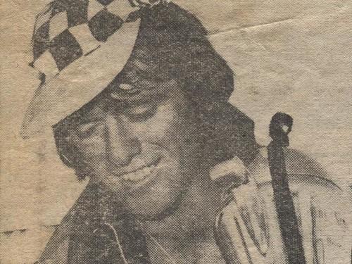1971 Australian Championships - Ivan Miller headshot