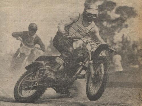Ivan Miller NZ Motocross Champion