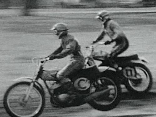 1971 Australian Championships - Randy Owen and Gary Flood