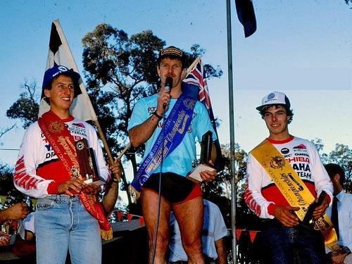 1985 Australian Motocross Championships - 250cc presentation