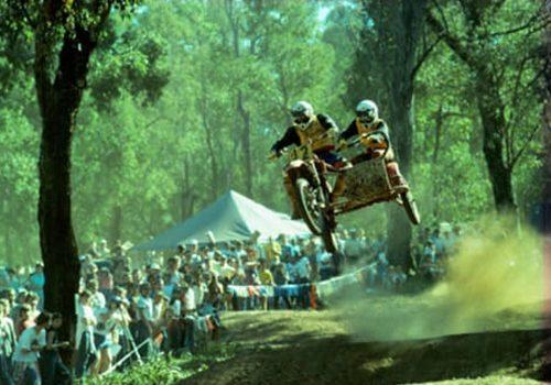 Australian Motocross Championships Noble Falls 1985