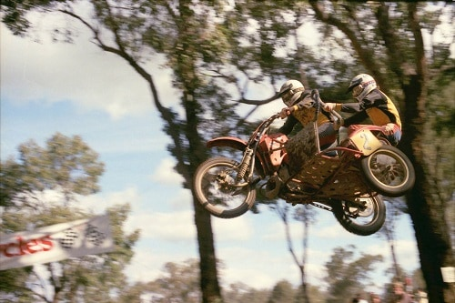 1985 Darren Williams and Mark Kendle Australian Championship Noble Falls