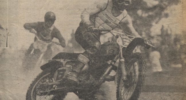 Australian Motocross Championships Clarendon 1971