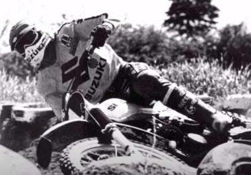 Australian Motocross Championships Sanford 1975
