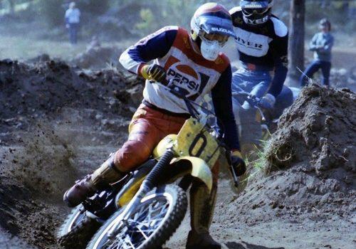 Motocross Legend Miller