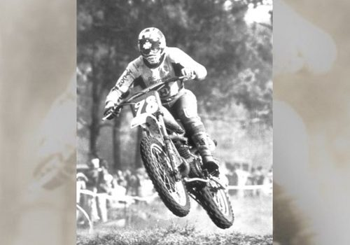 Australian Motocross Championships Broadford 1978