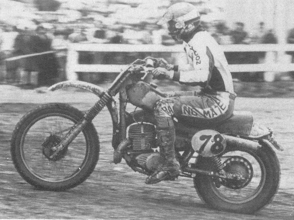 1978 Pelle Granquist - 250 and 500 Australian Motocross Champion