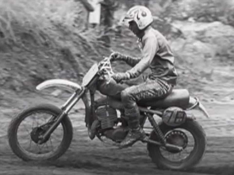 1978 Pelle Granquist - Sweden, Husqvarna