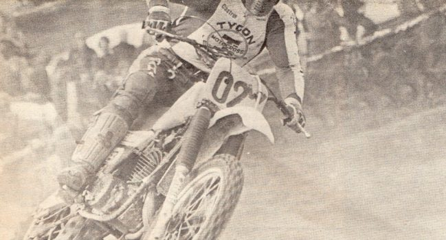 Motocross Legend Smythe