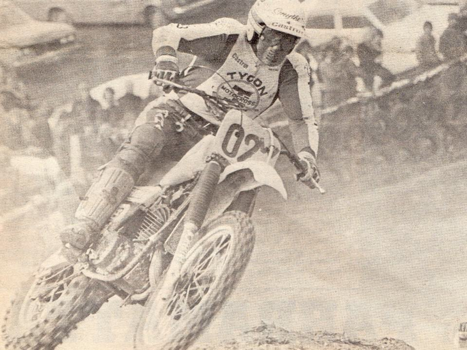 1978 Australian Unlimited Mr Motocross Champion Graeme Smythe