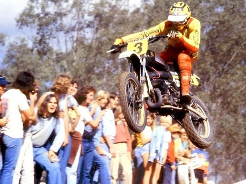 1979 Pelle Granquist won two National Championships at Wanneroo - BW