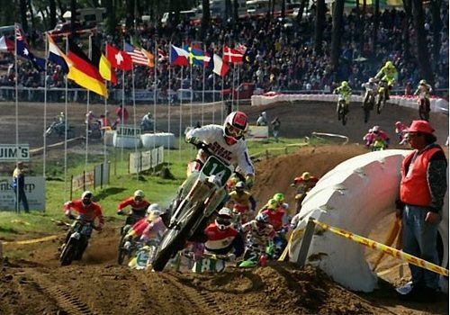 Motocross des Nations 1992