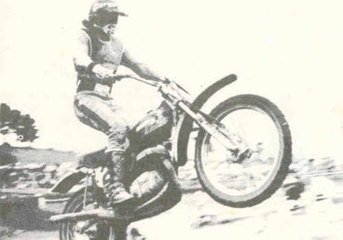 Australian Motocross Championships Devonport 1969