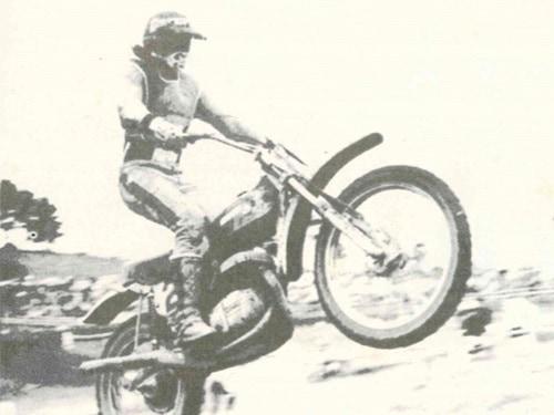 Gary Flood - four-times Australian Champion in Tasmania in 1969