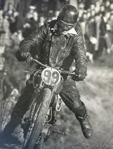 Ken Rumble - Seven-times Australian Motocross Champion