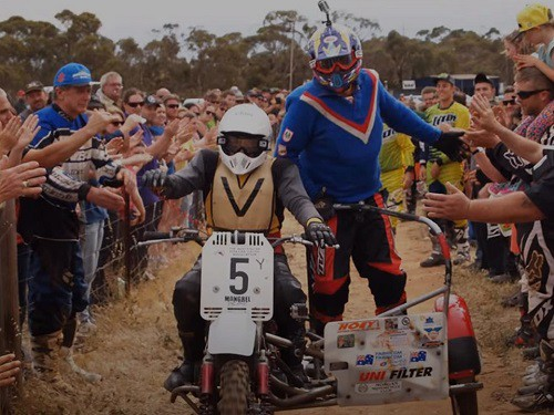 Tribute to Murray Williams and Wayne Kearvell - Australian Sidecar Champions