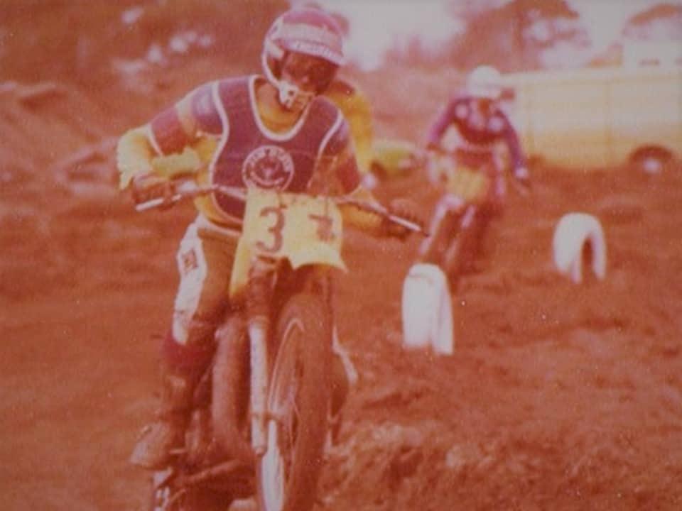1976 King of the Cross sidecar winner - Alan McCarthy