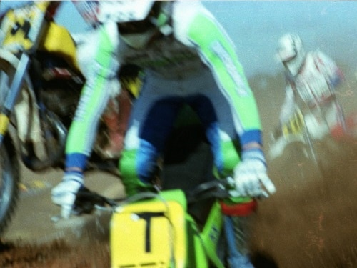 1983 King of the Cross crash sequence 4-4 Trevor Williams avoids the crash