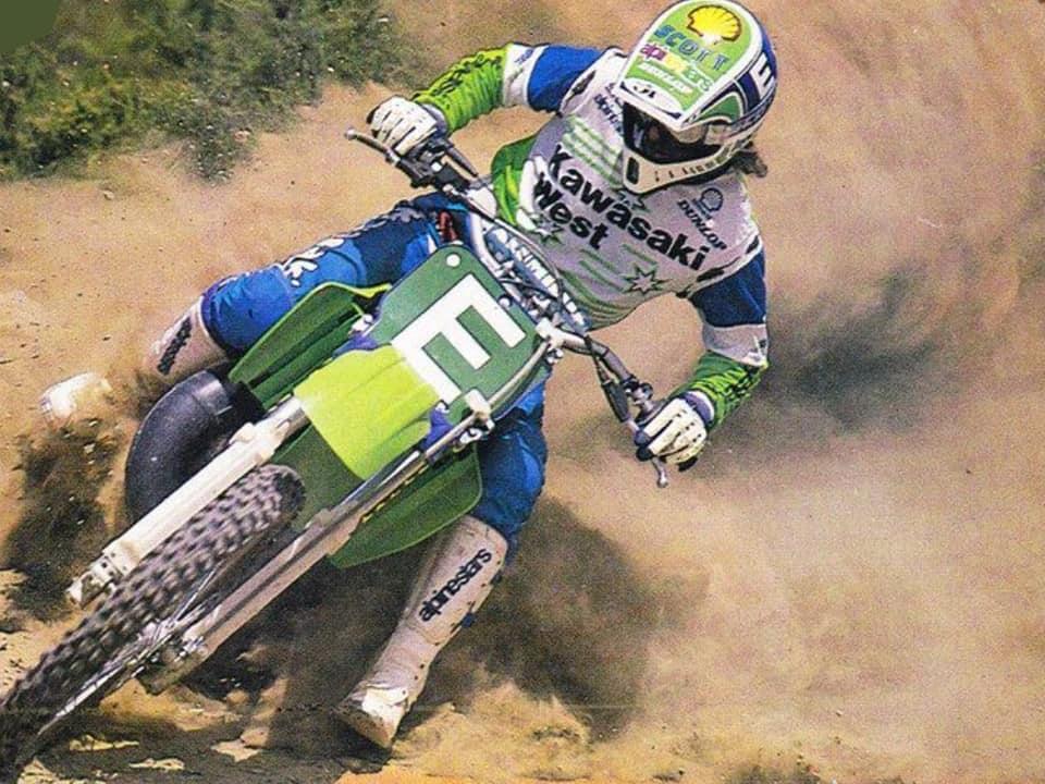 1989 King of the Cross winner Eddie Warren USA
