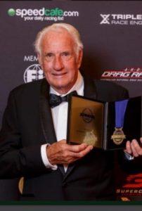Ray Fisher - Australian Motorsport Hall of Fame Inductee 2019