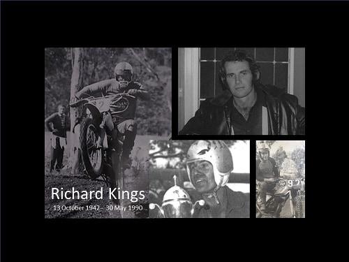 Tribute to Richard Kings