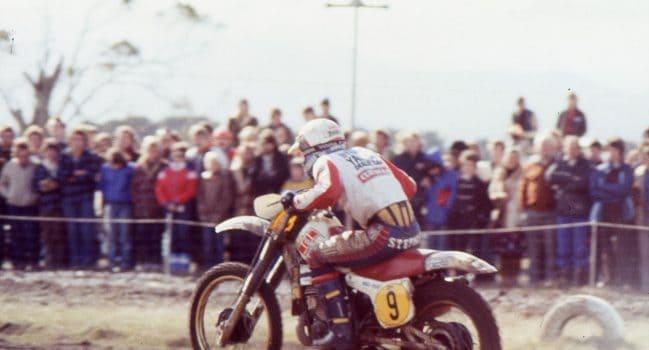 Australian Motocross Championships Symmons Plains 1981
