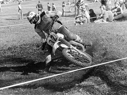 Andrew Bailey - Two times Queensland Motocross Champion