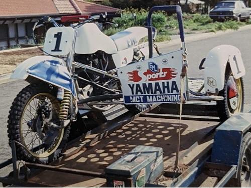 John Steyntjes 1993 EML model - 1