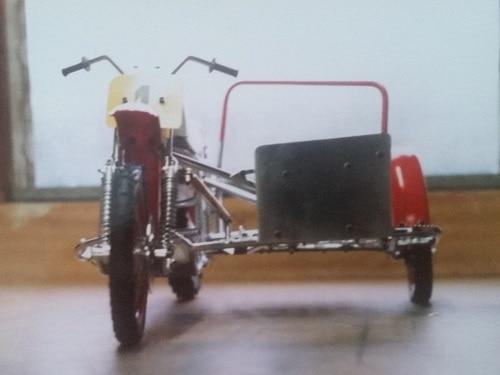 Model Emil Bollhalder's EML - 4